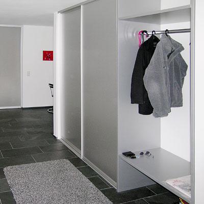 Garderoben und Ankleiden | ulmer raumsysteme