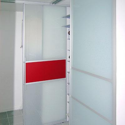 Schiebetüren als Zimmertüren | ulmer raumsysteme